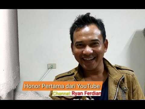 Honor Pertama dari YouTube, berapa? Channel Ecek-ecek