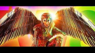 Wonder Woman 1984 Teaser New Suit - Aquaman Trailer Comic Con 2018 Explained