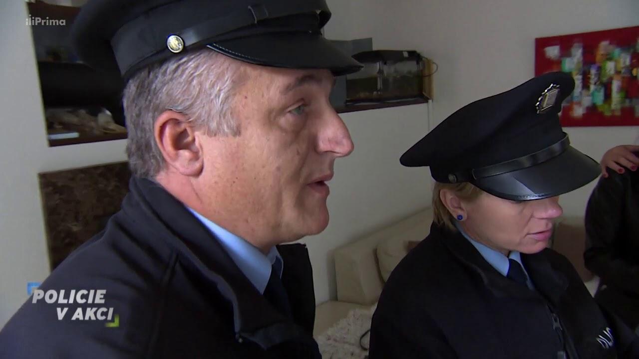 Policie v akci (295) - Spor o dům, vyděšená maminka, dobrá paměť a noční park