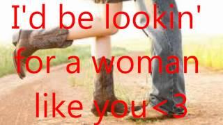 A Woman Like You-Lee Brice lyrics