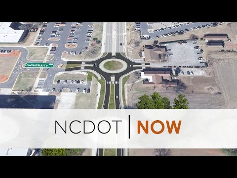 NCDOT Now: April 27, 2018