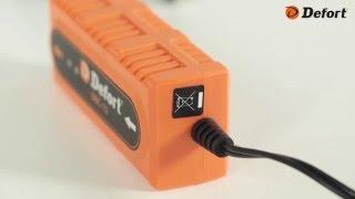 Обзор зарядного устройства DEFORT DBC-12