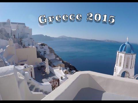 Greece Trip 2015 HD