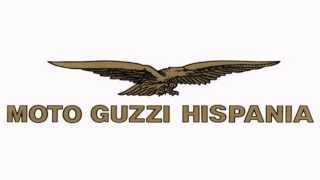 MOTO GUZZI HISPANIA Modelo Cardellino 75 cc - Cuña Comercial