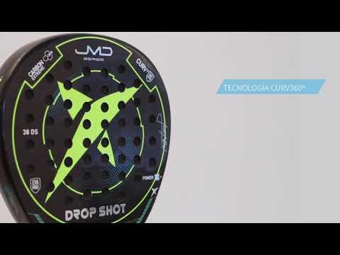Pala de Padel Drop Shot Conqueror 6