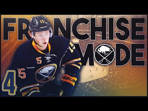 "NHL 18 - Buffalo Sabres Franchise Mode #4 ""Restraint"""