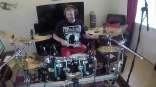 Brandon Zackey- Suicidal Tendencies- Smash It! (Drum Cover)