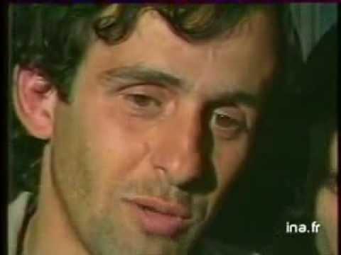 Le dernier match de Michel PLATINI