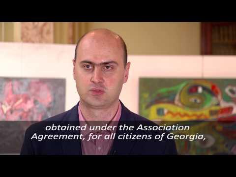 EU-Georgia Association Agreement. Title II (in English. Full Version)