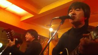 2012.8.26・LIVE AT 高円寺 GREEN APPLE THE MOUNTBATTENS WITH HIROSHI...