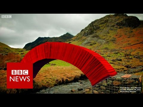 Tiny works of architecture - BBC News