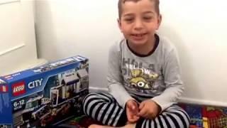 Lego kumanda merkezi ile oynuyoruz