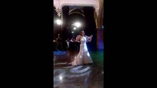 Epic Bride and Groom Ceilidh - Mash Up First Dance.