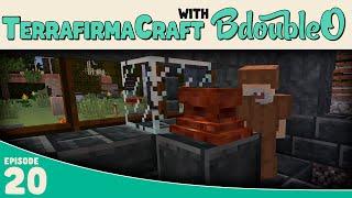 Minecraft Terrafirmacraft :: How You Bloom? :: E20