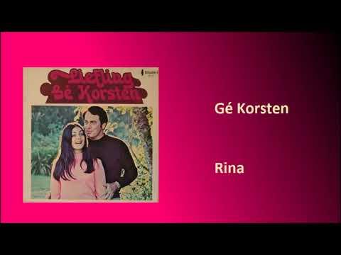 Gé Korsten - Rina