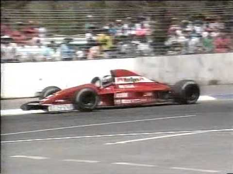 JJ Lehto   Australia 1991 qualification