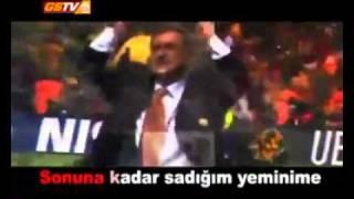 Gripin - Sensiz Olmaz Galatasaray  Klip [GSTV]