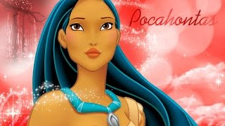 POCAHONTAS - Colors of the Wind (KARAOKE clip) - Instrumental with clip and lyrics on screen