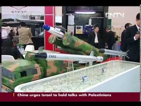 Increased Chinese presence at Turkey Defense Industry Fair
