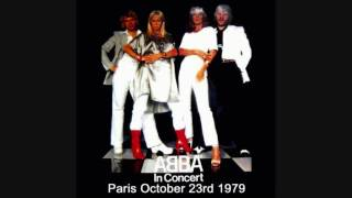 ABBA LIVE Paris 1979 13 The Name Of The Game