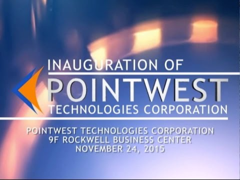 Inauguration of Pointwest Technologies Corporation 11/24/2015