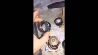 Régis Mecânica - Como Trocar a Correia Dentada Peugeot 307 1.6 16v
