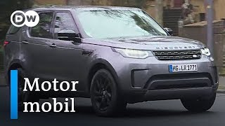 Routinier: Range Rover Discovery | Motor mobil