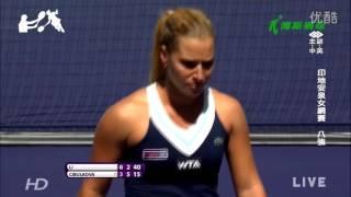 Li Na VS Dominika Cibulkova Highlight 2014 QF