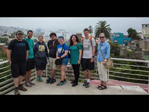 2018 BVU Global Fellows Travel to Chile