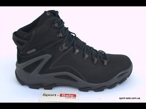 Обзор ботинок Ecco Terra Evo (826504-51052)