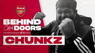 Behind Closed Doors with Chunkz