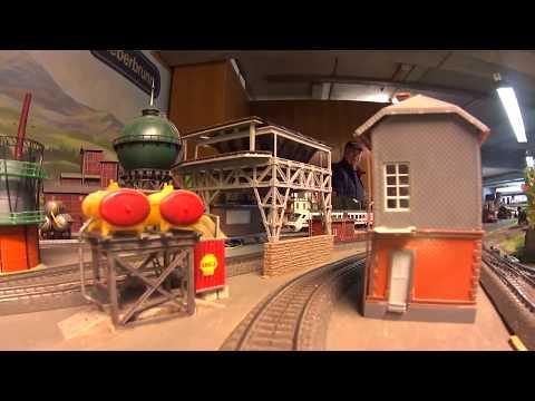 Videofahrt  Auf AC ~ Strecke MBC Wilder Kaiser  (  Cab Ride  Modell Railway )