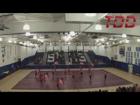 Bellflower High School Winter Guard - 2014