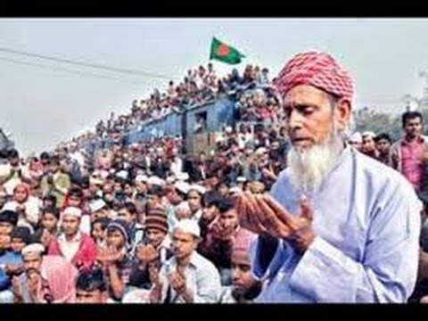 Son of Hajratze Maulana Yusuf shab bayan - Tongi Ijtema 2015 part 1