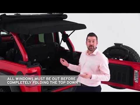 2018 Jeep Wrangler JL Soft Top | Bestop | Morris 4x4 Center