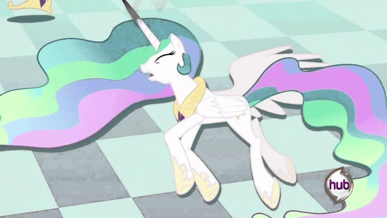 You Are Dead Princess Celestia Youtube