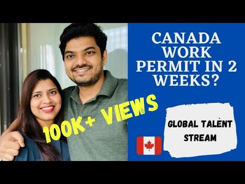 Canada Work Permit In 2 Weeks | Global Talent Stream | 2020 | Chimes Of Life