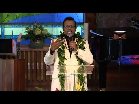 Grand Blessing Sunday, Bishop Carlton Pearson (6-26-16)