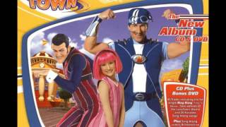 Watch Lazytown Time To Start The Show video