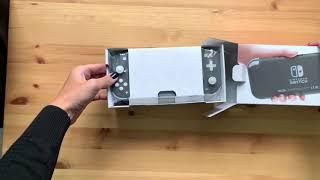Unboxing Nintendo Switch Lite/ Розпакування Нінтендо Свіч Лайт від ИгроРай