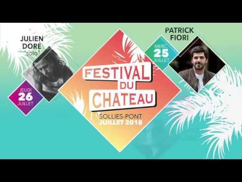 Festival Du Chateau De Sollies Pont 2018