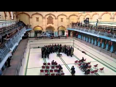 Shosholoza sung by Manchester Community Choir