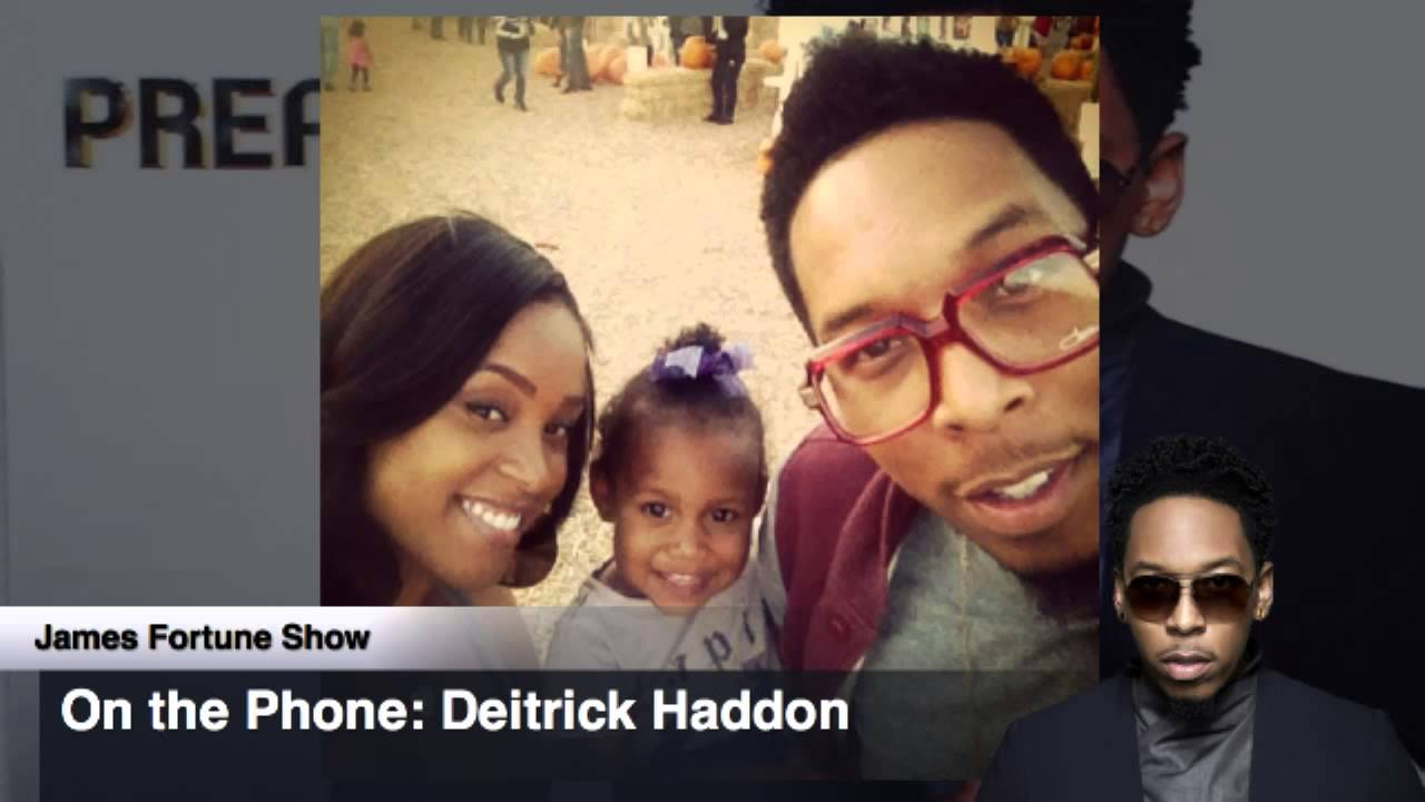 Deitrick Haddon Publicly Apologizes To Damita For Recent Comments