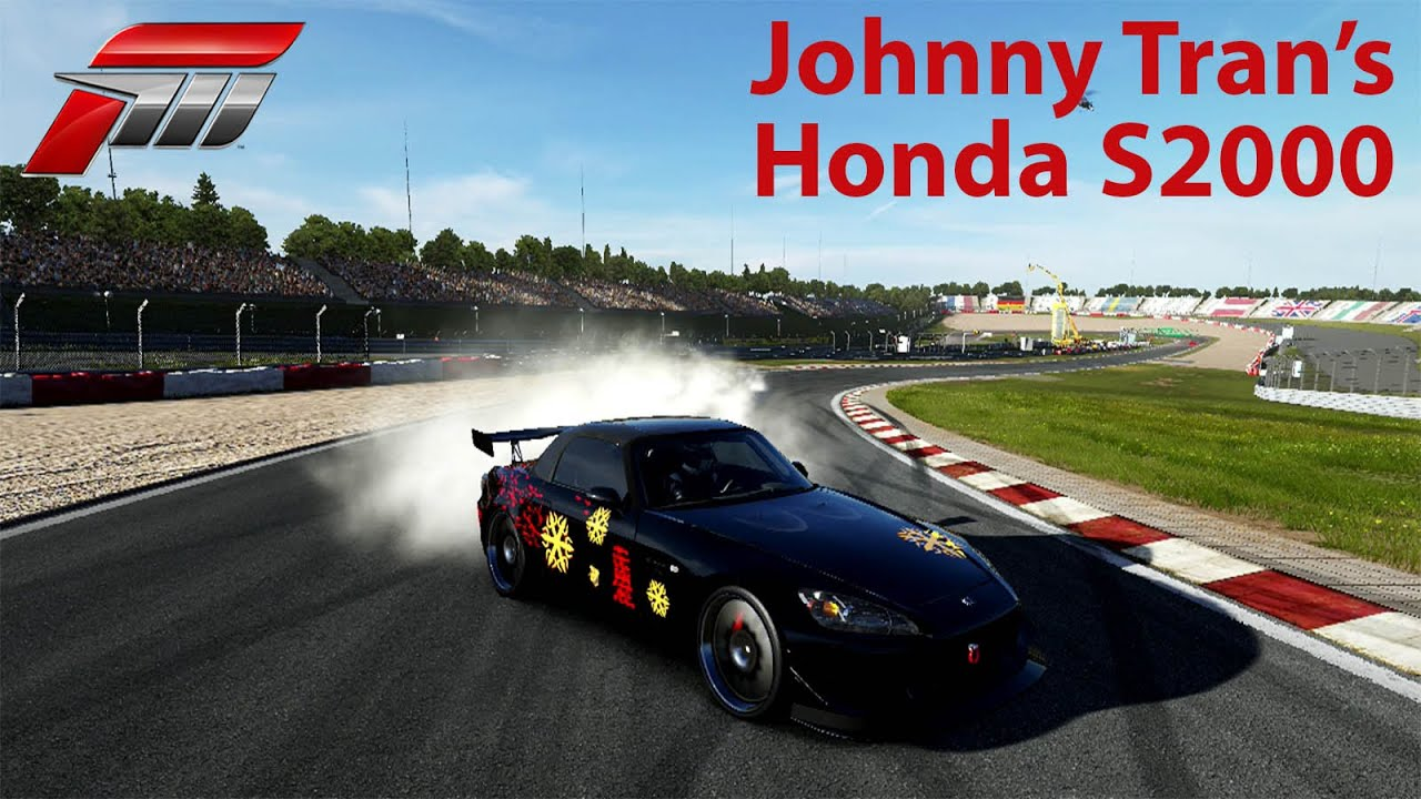 fast furious johnny tran 39 s honda s2000 forza 5 youtube. Black Bedroom Furniture Sets. Home Design Ideas