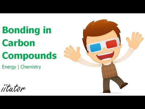 √ Bonding in carbon compounds Energy iitutor - YouTube