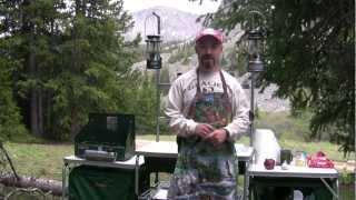 Hawaiian Elk (venison) Burgers In The Rockies