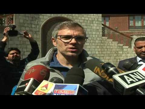 Omar Abdullah statement after the NC core group meeting