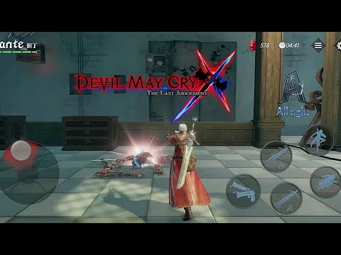 Devil May Cry Mobile Game Download Android Beta | Devil May Cry Mobile Apk Download[English Version]