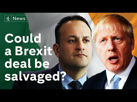 We can see a pathway to Brexit deal: Johnson and Varadkar in crunch talks