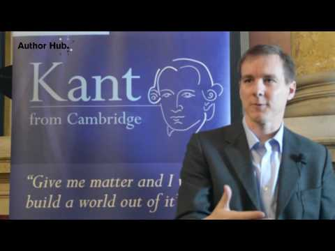 An interview with Oliver Sensen at the Kant Congress 2015